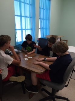 Lunch Break Card Game