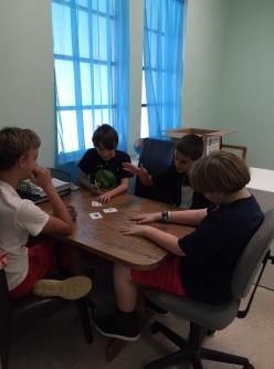 Lunch Break Card Game